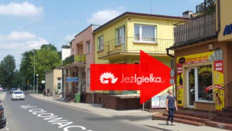 Jeż Igiełka - Głogów - sklep z tkaninami